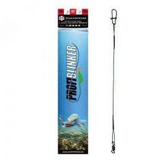 Strune Profi-Blinker cu vartej/agrafa Fast Lock  1x7/9kg/30cm