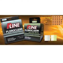 Fir fluorocarbon coated P-Line Fluoroclear 0.25mm/1000m