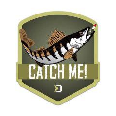 Delphin C&M Zander Sticker