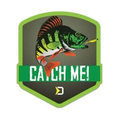 Delphin C&M Perch Sticker