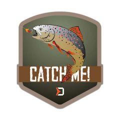 Delphin C&M Trout Sticker