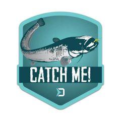 Delphin C&M Catfish Sticker