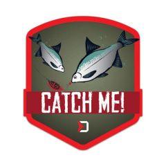 Delphin C&M Feeder Sticker