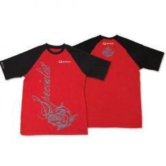 Tricou Quantum Specialist Red/Black, marime XXL