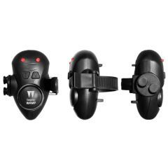 Avertizor electronic Delphin Wamp - Rosu