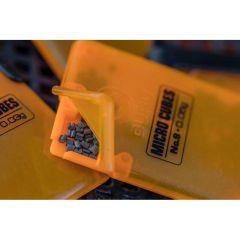 Set plumbi culisanti Guru Micro Cubes Nr.12, 0.02g