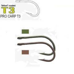 Carlige Cormoran Pro Carp T3 Green/Brown Nr 6