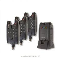 Set 3 avertizori + statie Cormoran Pro Carp F8000