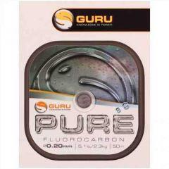 Fir fluorocarbon Guru 0,16mm/4lb/50m