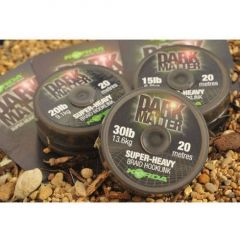 Fir textil Korda Dark Matter Braid 20lb/20m