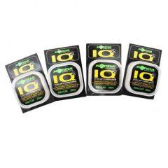 Fir fluorocarbon Korda IQ2 Extra Soft 20lbs/20m