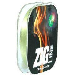 Korda Zig Line 0.25mm/9lb/100m