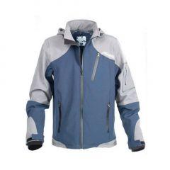 Jacheta Colmic Softshell gri/albastru, marime XXXL