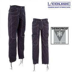 Pantalon Colmic albastru, marime M