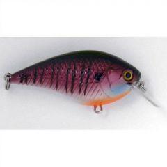 Vobler ABT X-2 Square Bill Floating 2.5'' - Purple Perch
