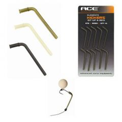 Line aligner ACE Kickers Sit Up And Beg Mini - Gravel