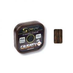 Fir leadcore Carp Spirit Gravity UHL Ultra Heavy Lead Core 20.4kg/10m Camo Brown