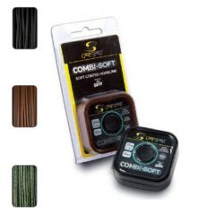 Fir textil Carp Spirit Combi Soft 25lb/20m Black Silt