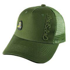 Sapca Carp Spirit Baseball CS Trilobe Logo Green
