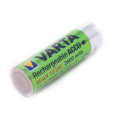 Baterie acumulator Varta Ni-MH AA R6 2600, set 4buc