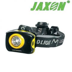 Lanterna cap Jaxon Rotunda 5 LED-uri