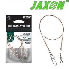 Strune Jaxon Sumato Nylon Coated 1x7 25cm/7kg - 2buc/plic