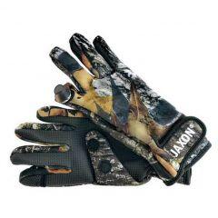 Manusi Jaxon Neopren Realtree 1 Finger Cut, marime XL