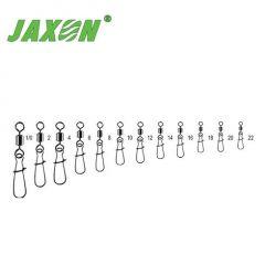 Agrafe + varteje Jaxon Duo Lock Nr.20 - 10buc./plic