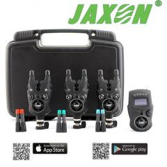 Set 3 avertizori + statie Jaxon Mobile