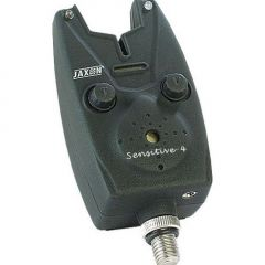 Avertizor electronic Jaxon Pro Carp Sensitive 4 - Rosu