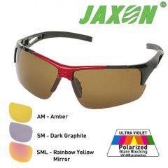 Ochelari Jaxon Polarizati X37 SML Rainbow Yellow Mirror