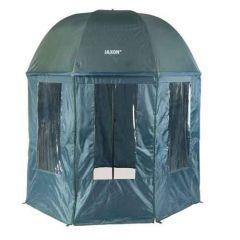 Umbrela cort PVC Jaxon 125TX 250cm