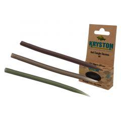 Con antitangle Kryston Anti Tangle Sleeves - Brown