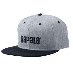 Sapca Rapala Flat Brim Cap Grey/Black