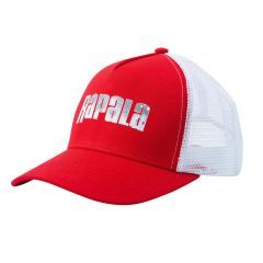 Sapca Rapala Splash Trucker Cap Red