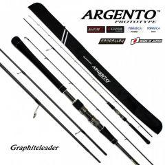 Lanseta Graphiteleader Argento Prototype GLAPS-902LML Fast 2.74m/28g