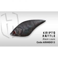 Vobler Colmic Herakles Krypto Rattle 7.5cm, Black Louis