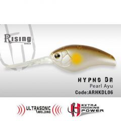 Vobler Colmic Herakles Hypno-DR F 5.8cm, culoare Pearl Ayu