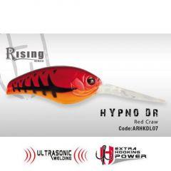Vobler Colmic Herakles Hypno-DR F 5.8cm, culoare Red Craw
