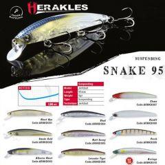 Vobler Colmic Herakles Snake 95SP 9.5cm/9g, culoare Acciuga