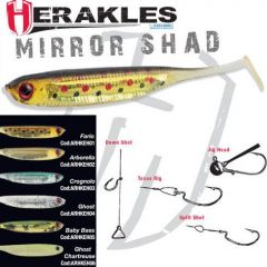 Shad Colmic Herakles Mirror Shad 8.1cm Fario