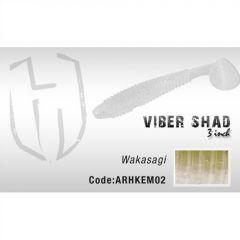 Shad Colmic Herakles Viber Shad 7.6cm Wakasagi