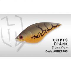 Vobler Colmic Herakles Krypto Crank 7.5cm, Brown Craw