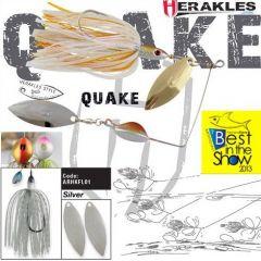 Colmic Herakles Spinnerbait Quake 17gr. - Silver