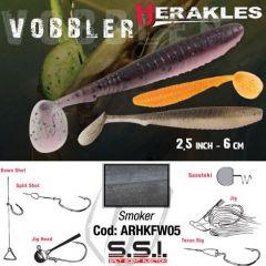 Shad Colmic Herakles Vobbler 6cm Smoker
