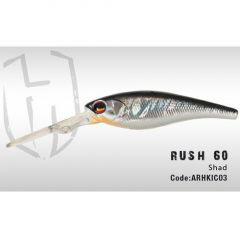 Vobler Colmic Herakles Rush 60S 6cm, culoare Shad