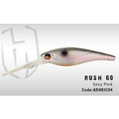 Vobler Colmic Herakles Rush 60S 6cm, culoare Sexy Pink
