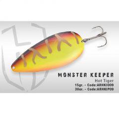 Lingura oscilanta Colmic Herakles Monster Keeper 45g Hot Tiger