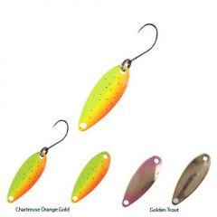 Lingura oscilanta Colmic Herakles Yankee 3g, culoare Chartreuse Orange Gold