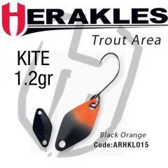 Lingura oscilanta Colmic Herakles Kite 1.2g, culoare Black Orange
